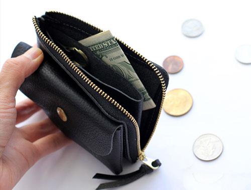 CINQ|小さめの財布