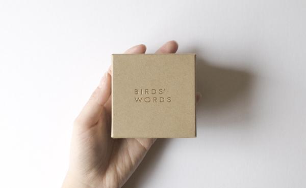 【BIRDS' WORDS STORE専用】GIFT BOX