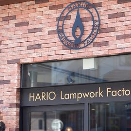 HARIOランプワークファクトリー Abstract ピアス ユキ
