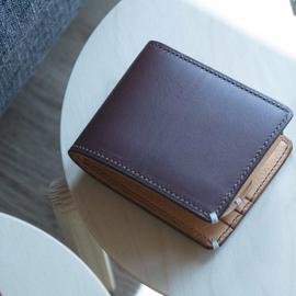 lampan|SUU別注 二つ折り財布