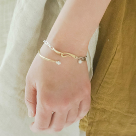goodman jewelry works|SILVER×brassバングル