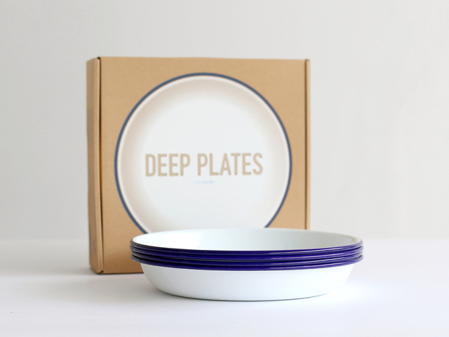 FALCON|DEEP PLATE