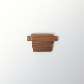 両手鍋(ウォルナット)