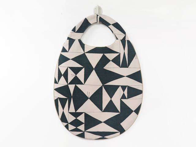 mina perhonen|perhonen puzzle egg bag
