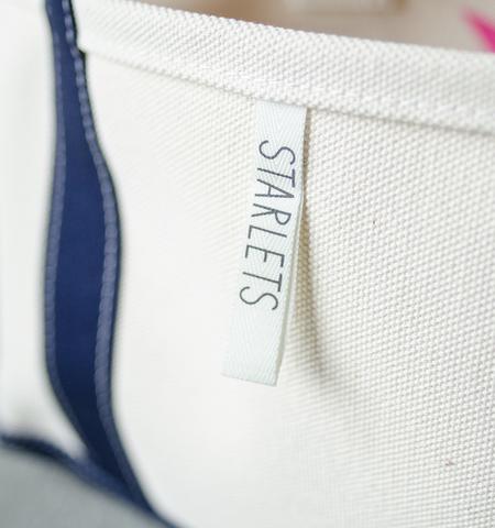 STARLETS|キャンバストートバッグS s1601s-sn
