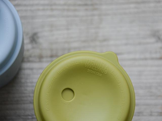 フタは簡単に分解でき清潔に保てます。食洗機も使用可能◎