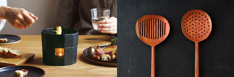 あったかごはんに心もほくほく。優秀キッチンツールで秋冬の食卓をサポート
